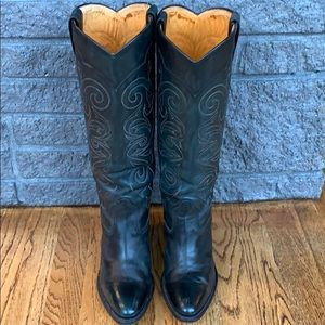 Frye Mustang Stitch Boots | Rare